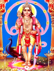 Lord Kartikeya Hindu Gods