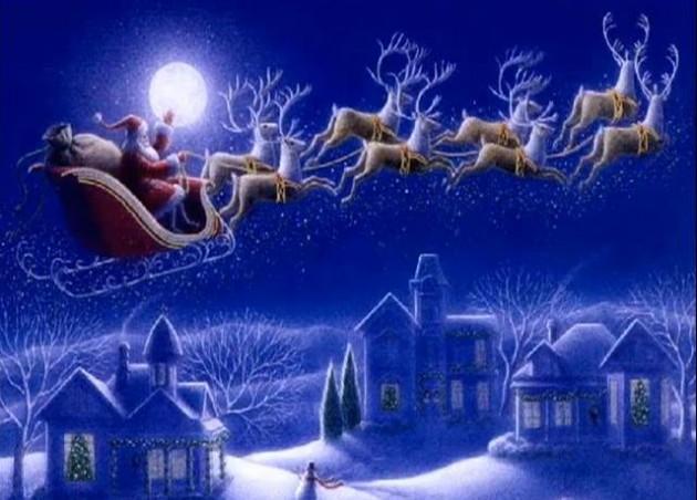 Santa&Reindeer