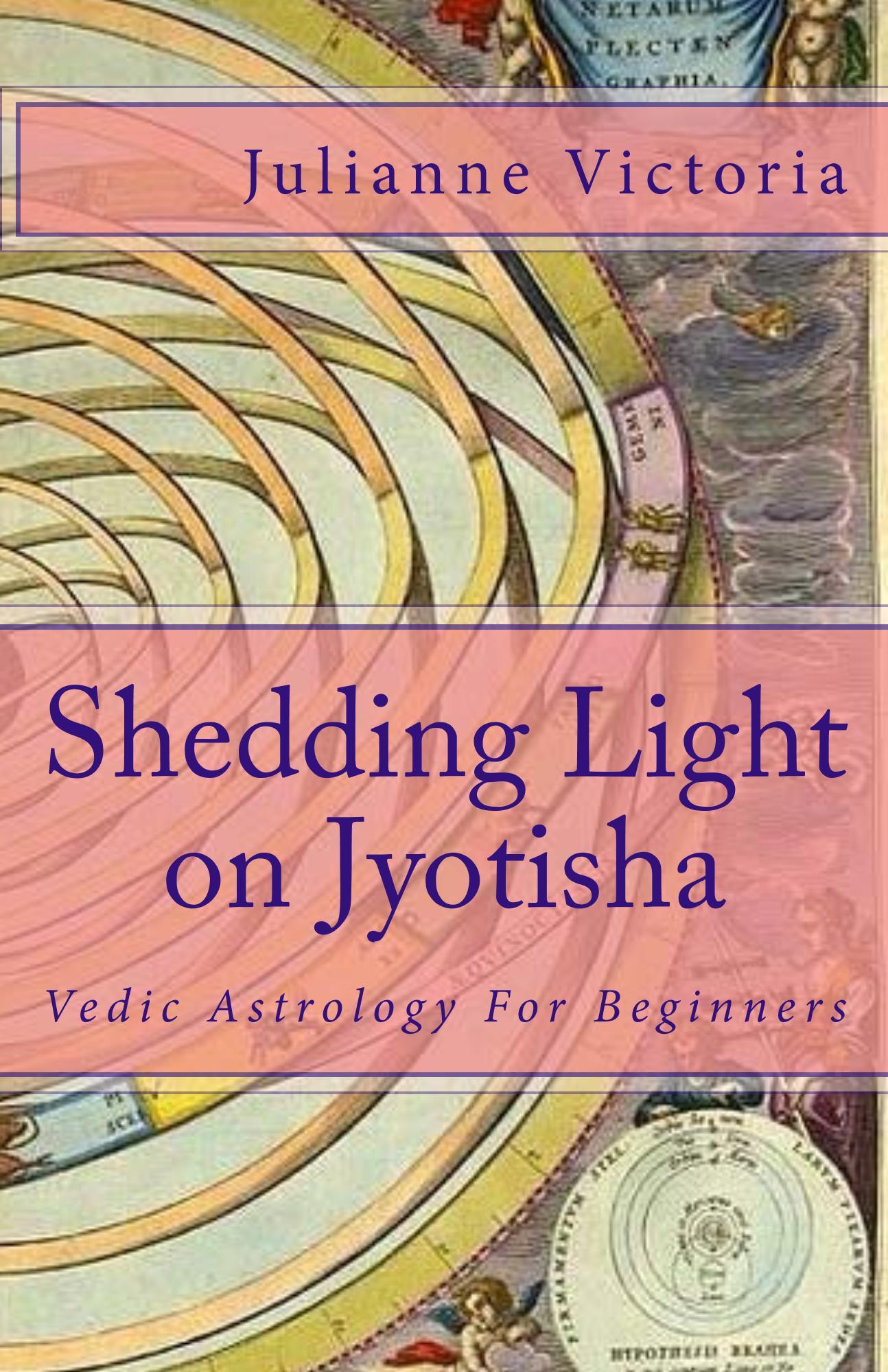 Shedding Light On Jy Cover For Kindle Jyotisha Vedic Astrology