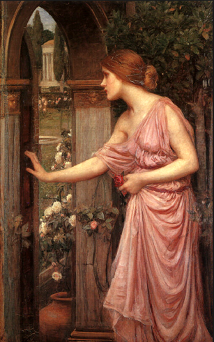 Psyche by John W. Waterhouse