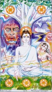 sacred-india-tarot-6-disks-buddhas-enlightenment